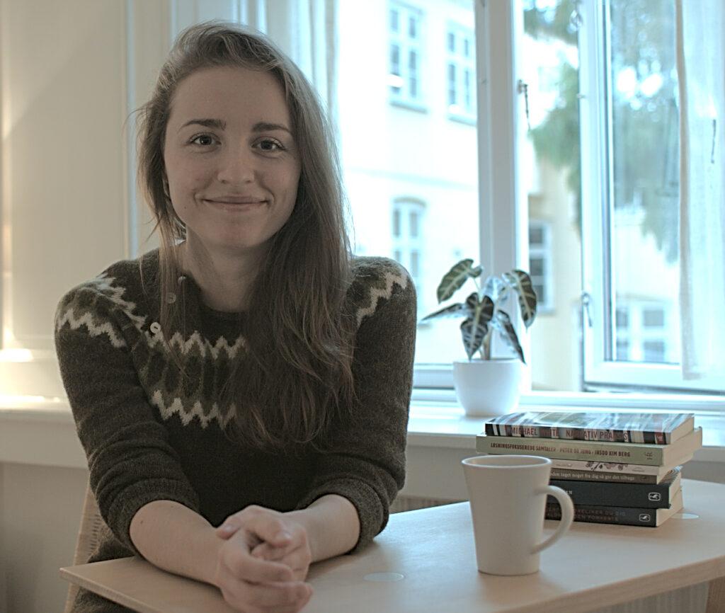 Psykolog Elena Leah