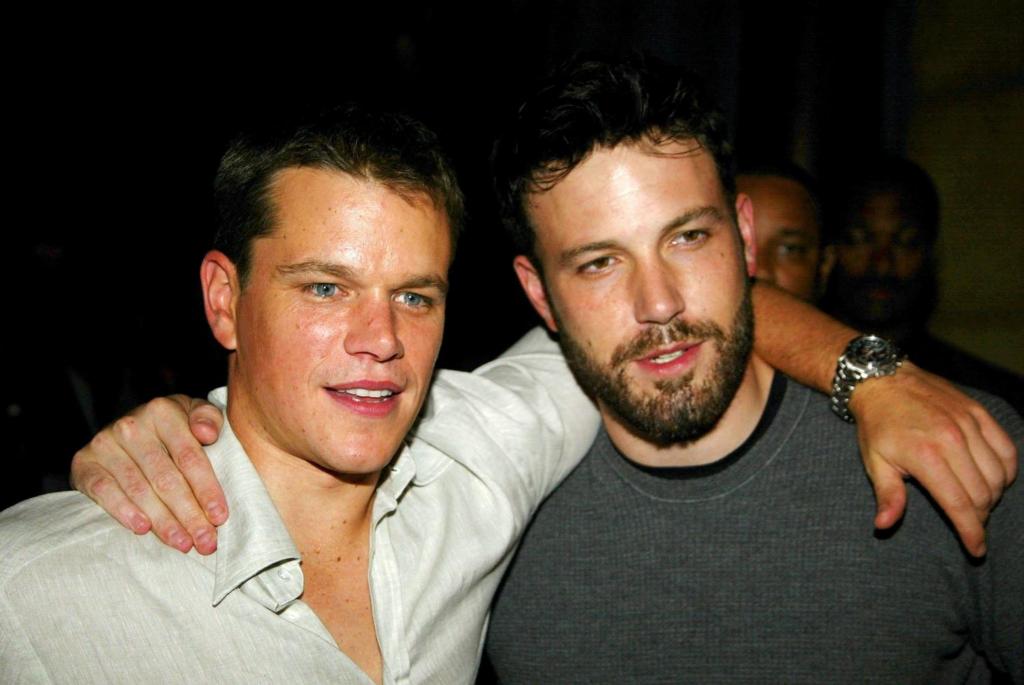 Venner - Matt Damon og Ben Affleck